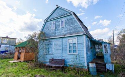 Дачный сезон: необычные домики
