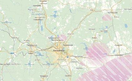 Районы радиологического