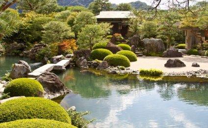 Японский сад Адачи